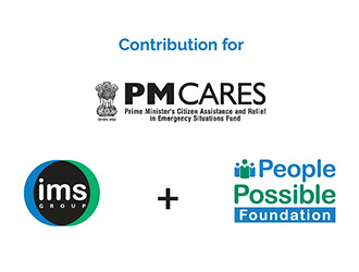 Contribution to the PM Cares Fund